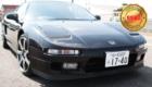 ホンダ NSX(黒)
